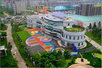 幼儿园景观设计效果图图片