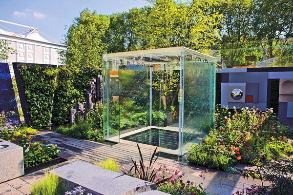 欧洲庭院景观设计案例