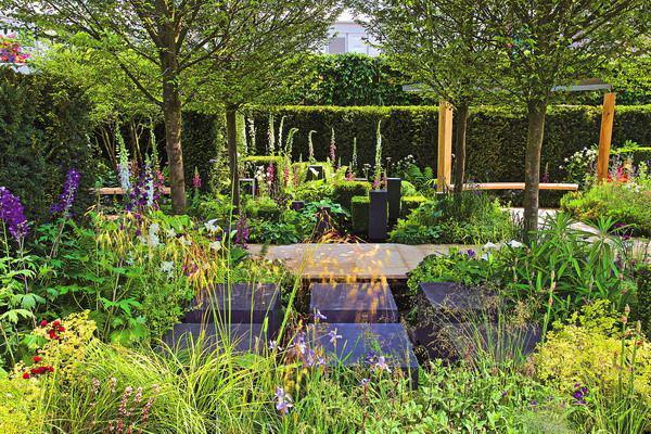 欧洲庭院景观设计案例图片