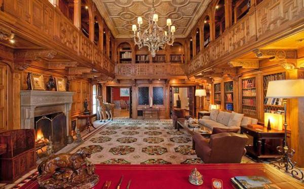 豪华别墅设计价格