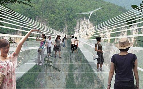 张家界旅游攻略:世界最长最高玻璃桥等你来