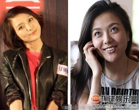 /董卿朱迅谢娜柳岩李湘20位美女主播卸妆前后对比pk(组图)