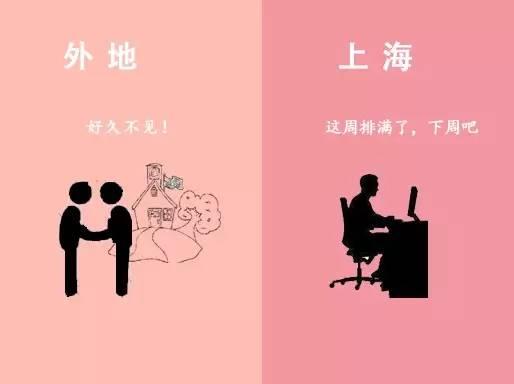 满满心塞 | 这就是上海人和外地人的差别!