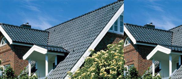 别墅屋顶设计效果图