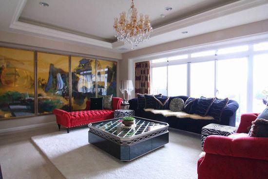 你家客厅的风水画装饰对了么?