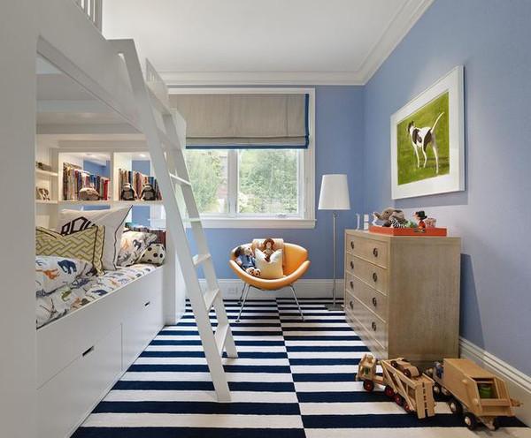 儿童房间设计图大全