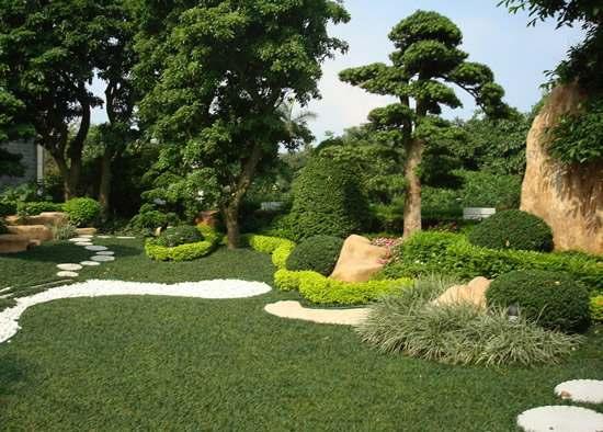 园林景观设计规范说明图片