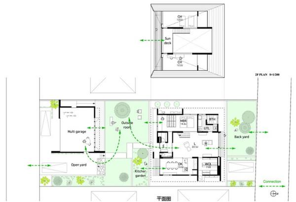 日本房屋设计图