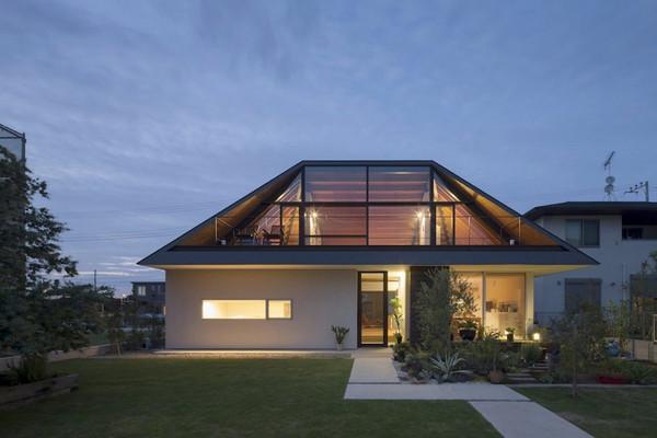 欧式平房屋顶设计