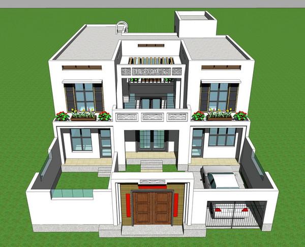 小产权自建房设计