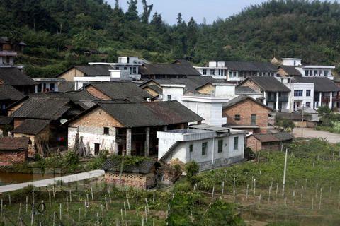 南方农村房屋设计效果图
