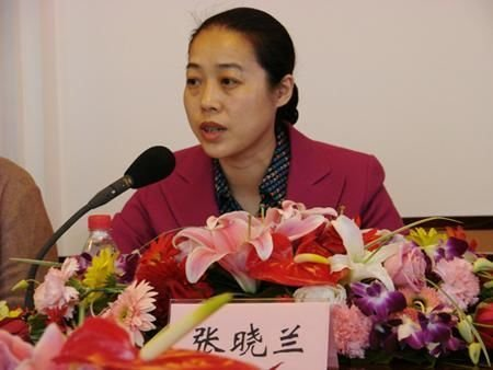 甘肃省委常委、纪委书记张晓兰