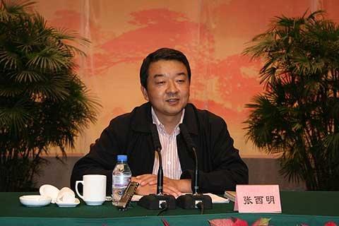 青海省委常委、宣传部长张西明
