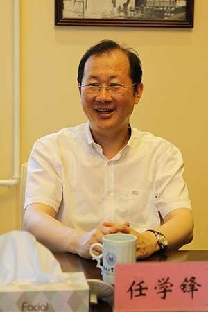广东省委常委、广州市委书记任学锋