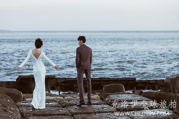 巴厘岛克洛伊最美婚纱照分享