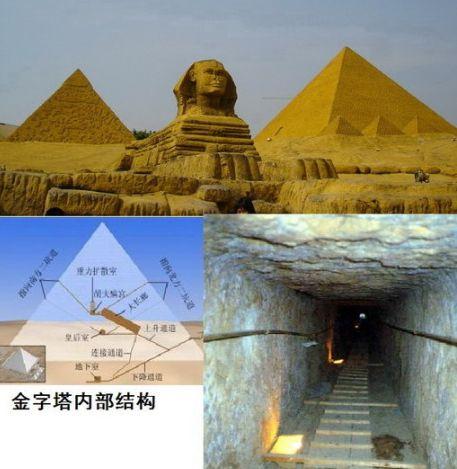 【金字塔之谜】