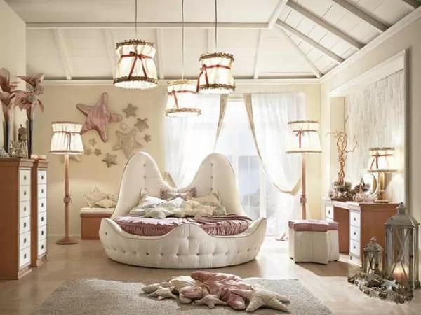 武汉天琥室内设计 儿童房设计的十大黄金准则