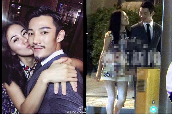 叶璇被曝与男友亲密合影