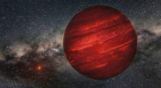 """美本科生发现行星""""吸血鬼""""漫画红外信号!a行星被宇宙日图片"""