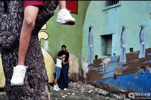 玛格南摄影师的街头摄影作品