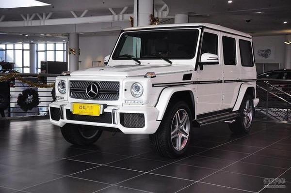 5万起步 中国最贵的五款SUV,看看谁才是土豪