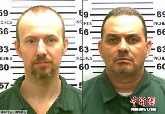 本地时刻6月6日,马特与斯韦特两名杀人犯从纽约上州凑近加拿大边界的一家平安等级最高的牢狱中逃狱。
