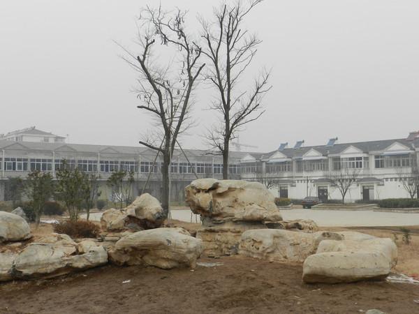 徐州市贾汪区耿集新农村面貌