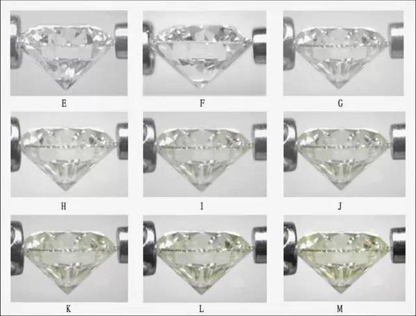钻石图纸颜色参照图变电站怎么看v钻石等级