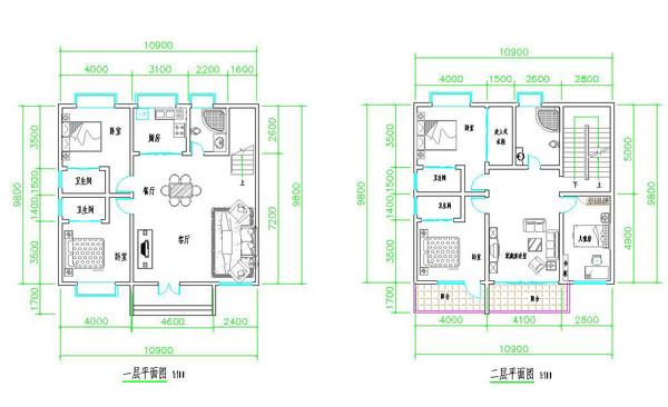 五层自建房设计图大全图片