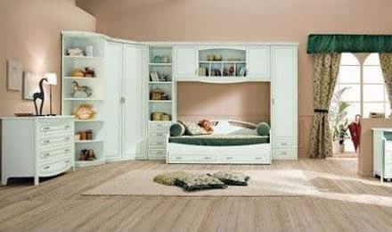 儿童房墙面设计-搜狐