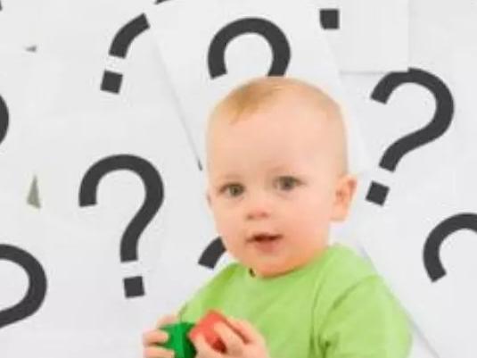 宝宝语言发展那点事,看完您就淡定了图片