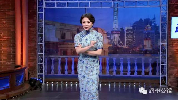《金星秀》也是金星的旗袍秀