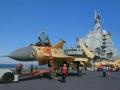 外界称歼-11可协同航母 实现远海护卫