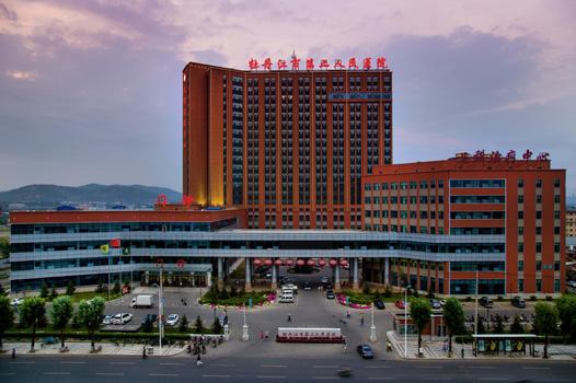 市第二人民医院全景