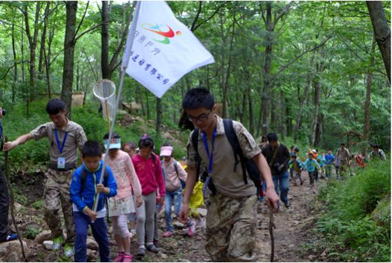 活动地点:朱雀国家森林公园   活动目的:通过森林穿越,游戏,拓展等图片
