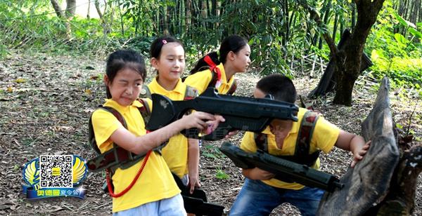 武汉小学生夏令营带你走进精彩无穷的奥德曼夏小学麒麟中心图片