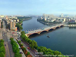 """信阳蝉联""""中国十佳宜居城市""""图片"""