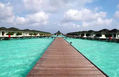 马尔代夫天堂岛旅游暑假费用总结