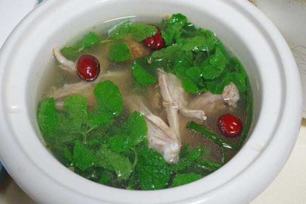 特别适合夏季的汤:炖烤羊哈尔滨道外区哪家鹧鸪腿好吃图片