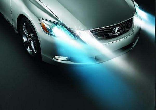 汽车改装LED大灯 散热是关键高清图片