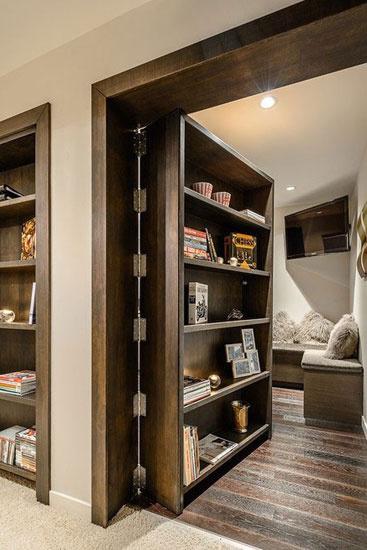 卧室壁柜内部结构样品