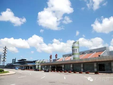 烟台蓬莱机场至石岛宾馆机场快线开通了!