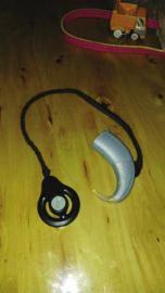 艺宁的耳蜗体外机