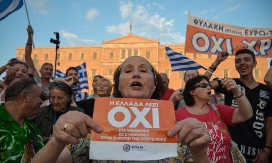希腊成IMF史上首个违约的发达国家