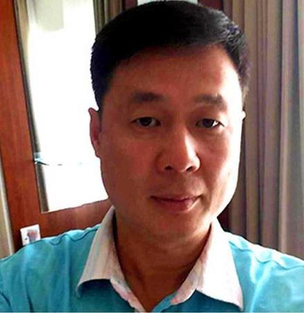 尹文胜在越南被抓获。(图片来源:互联网)