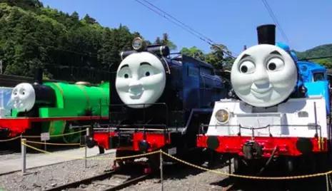 日本再度启动托马斯小火车