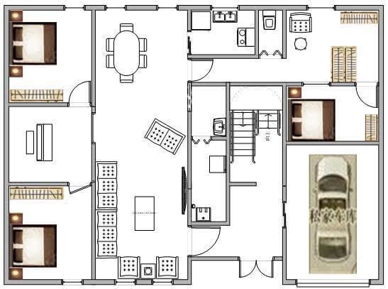 自建房设计图案例