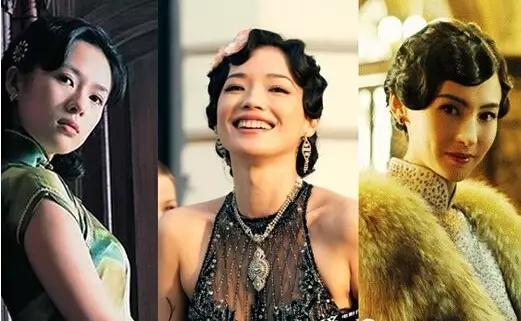 民国时期的女人,都戴什么珠宝?图片