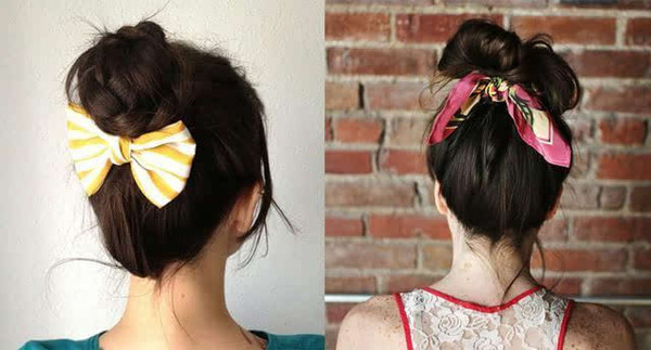夏日发型,这是女人应该记住的五个简单窍门!图片