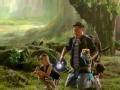 《爸爸去哪儿第三季片花》林永健携儿子丛林探险 秒变不淡定老爸